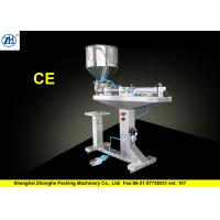 Quality 40KG-65KG Semi Automatic Liquid Filling Machine Less Than 1% Filling Precision for sale