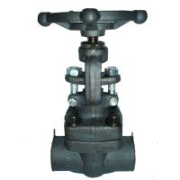 Quality 1500LB Forged Steel Globe Valve With SW End / Threaded End / Flange End for sale