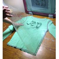 Quality Silk screen printing aluminum fabric for sale