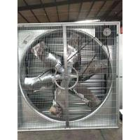 Quality Agricultural Greenhouse Cooling System , Greenhouse Exhaust Fan Wall Fan Mounting for sale