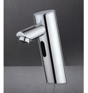 Quality AC 220V Hospital Automatic Sensor Faucet / One Hole Brass Bathroom Sink Faucet HN-6A04 for sale