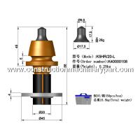 Buy Asphalt Road Milling Bits Tungsten Carbide Wirtgen W5R Wear Resistant at wholesale prices