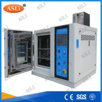 China Table Top Temperature Humidity Chamber , Temperature and Humidity Testing Instrument for sale