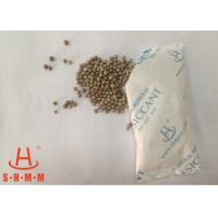 China Chemical Auxiliary Agent Mineral Desiccant Adsorbent Type Cargo Protector on sale