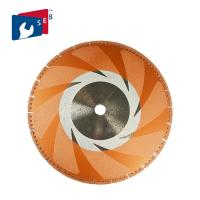 Quality Rim Rescue Diamond Blade 14 Metal Cutting Segmented With Side Coating for sale