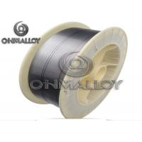 Quality Oxidized Surface 0Cr21Al6Nb Resistance Heating Wire , Heat Resistant Electrical Wire for sale