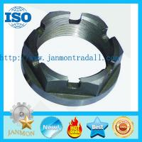 Hex Slotted / Castle Nuts,Hexongal slotted nut,Black oxide slotted nut,Grade 8.8 castle nut,Grade 10.9 castle nut,hexNUT