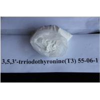 Quality L-Triiodothyronine T3 200-223-5 Organic Herbal Weight Loss Steroid Powders For Tablet / Capsule for sale