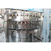 Quality Beer Can Plastic Bottle Filling Machine With Electric Capping Machine for sale