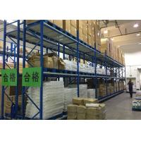 Quality Customize Size Long Span Shelving System Q235B Steel For Warehouse Storage for sale