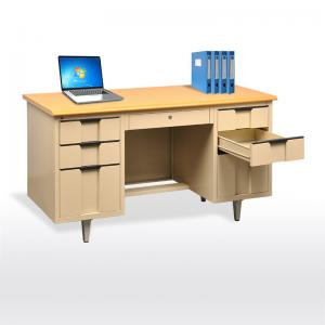 Quality 25mm MDF Board Office Table Desk for sale