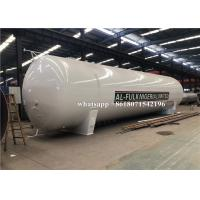 Quality 120000 Liters / 120 CBM LPG Gas Storage Tank Cooking Gas Cylinder Refilling for sale