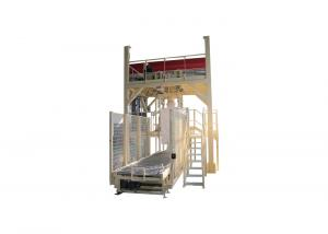 Quality Ton Bag Weighing And Packing Machine For Mineral Powder for sale
