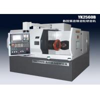 Quality High Speed Automatic Bevel Gear Lapping Machine With Siemens 840D CNC System, 380V 50HZ 25KVA for sale