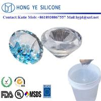 Quality Easy-operation two component tin cure silicone for casting resin molds for sale