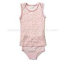 Buy Trendy 100% cotton knitted preemie baby clothes OEM for baby 0 - 3 months at wholesale prices