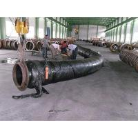 Buy cheap Similar bridgestone water rubber flexible sand dredging discharge hose product