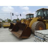 Quality used caterpillar 980G wheel loader CAT 980G loader original  painting 4.2cbm bucket for sale