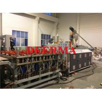 Quality Professional Plastic Sheet Making Machine For PVC Foam Skirting Board for sale