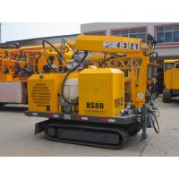 Quality 4.6/2.15T Concrete Spray Equipment KS80 KP25 4 Telescopic Boom For Small Section Tunnel for sale