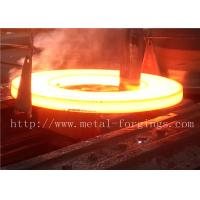 Quality Industrial ST52 ST60-2 Carbon Steel Flange / Large Forged Rings for sale