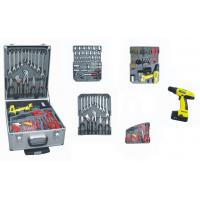China Rechargeable Cordless Power Tool Set 164pcs with 12V 14.4V 18V Battery Cordless Drills on sale