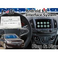 Buy cheap Opel Insignia Android 6.0 Multimedia Navigation Interface for Intellilink System from wholesalers
