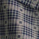 Quality 100% Cotton Y/D Jacquard Indigo Fabric, Suitable for Men, Women and Children for sale