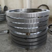 Buy cheap SH340 excavator swing circle bearing slewing ring (1360*1093*125mm)for Sumitomo from wholesalers