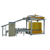 Quality Intelligent High Position Palletizer For 25kg Bags Stacking for sale