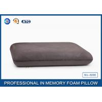 Quality Hotel Comfort Bamboo Charcoal Memory Foam Pillow With Antimicrobial , Ventilated for sale