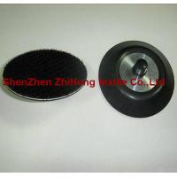 Quality 3M brand sticky grinding Velcro hook loop buffer pads for sale