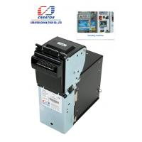 Buy cheap Gaming Machine / Kiosk Bill Acceptor With CCNET Protocol , Smart Bill Acceptor from wholesalers
