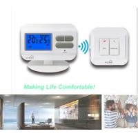 Buy cheap Electronic RF Non - Programmable Floor Heating Thermostat With 2*AAA Size from wholesalers