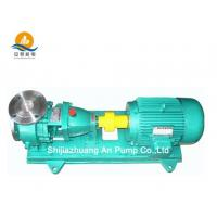 Quality electric chemical process pump for sale