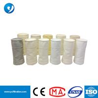 Quality Industrial Aramid Nomex Needled Felt Filter Bag for Dust Collector for sale
