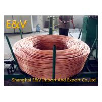 25mm Copper Rod Copper Continuous Casting Machine 12000mt Yearly Capacity