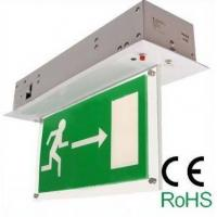 Quality LED Emergency Exit Sign/ Emergency Light for sale