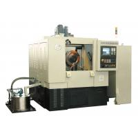 Quality CNC Bevel Gear Lapping Machine For Shipbuilding Industry, Five Axis With Three Linkage Machine Tool for sale