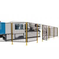 Quality Outdoor Wire Mesh Machine Guarding For Humidity And Airborne Pollution Protector for sale
