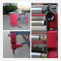 Quality Automatic Roller Heat Press Machine / Paper Film Printing Machine for sale