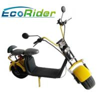 Quality 1500w Electric Citycoco Lithium Battery Electric Scooter Vin Number Fat Two Wheels for sale