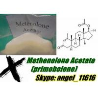 Buy cheap White Powder Methenolone Acetate Strong Steroid Primobolone CAS 434-05-9 product