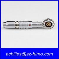 Quality 4 pin high voltage connectors lemo power electronic for sale