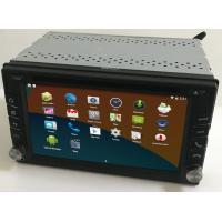 China 6.2inch android car stereo/car DVD player with 4ch DVR, 3G/4G on sale