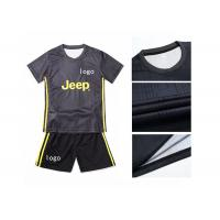 Buy Custom kids soccer jersey full kit with socks football jersey for kids at wholesale prices