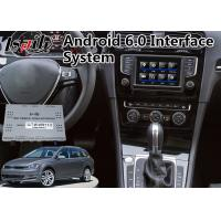 Quality Multimedia Android GPS Navigation for 2014-2017 Volkswagen Golf Tdi Sport Wagen North America for sale