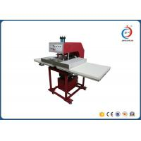 Buy cheap Hydraulic Dual Station Cloths T Shirt Printing Machine / Sublimation Heat Press from wholesalers