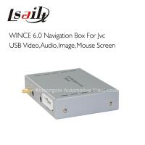 Quality Analog JVC GPS navigation Upgrade Kit for  KW-AVX646 / 735 / 736 / 835 / 836 / 746  /846 / 648 / 848 for sale