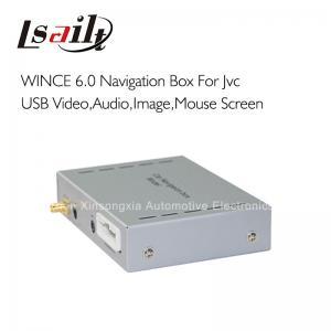Quality Wince 6.0 GPS Navigation Box for LLT-JV3111 HD with USB MirrorLink, Model Type - KW-V1 0/ V60 for sale